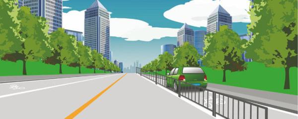 这个路段可以在非九州娱乐备用网址道上临时停车。