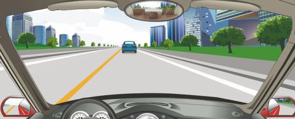 在这条城市道路上行驶的最高速度不能超过多少?