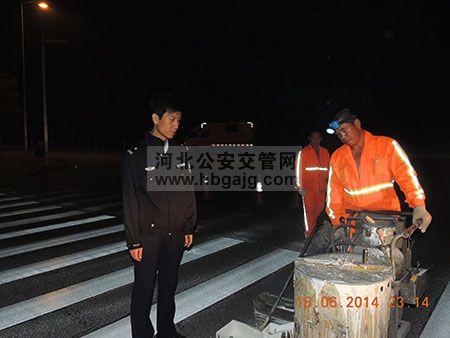 刘涛:倾听群众心声,努力改善通行环境