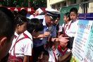 唐山交警进校园 开展交通安全第一课