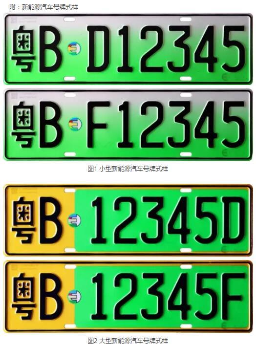 12月1日起 新能源汽车专用号牌将在5个城市试点启用