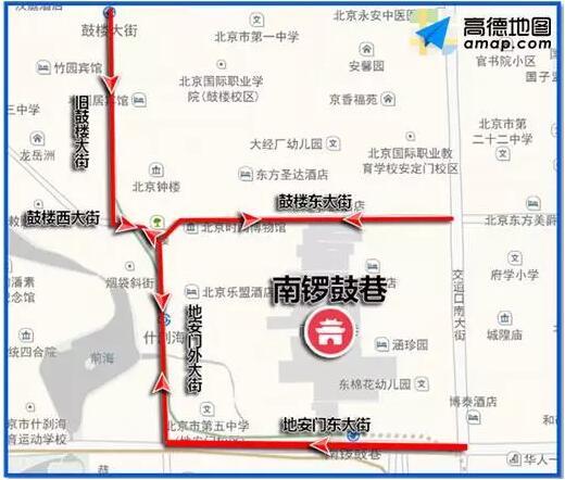 五一想去北京旅游?您先往这看……