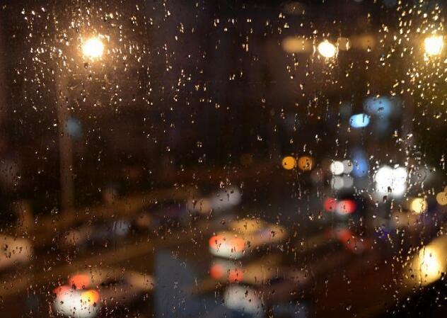 雨天行车八大注意事项