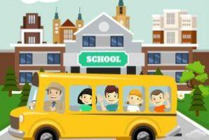 开学季,让孩子乘坐安全校车需要知道的事