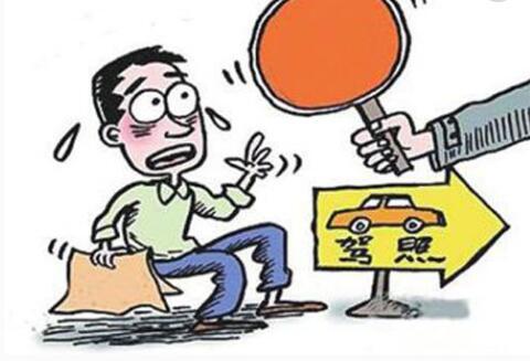 沧州:驾照被吊销还敢开车去学车 无证司机被罚