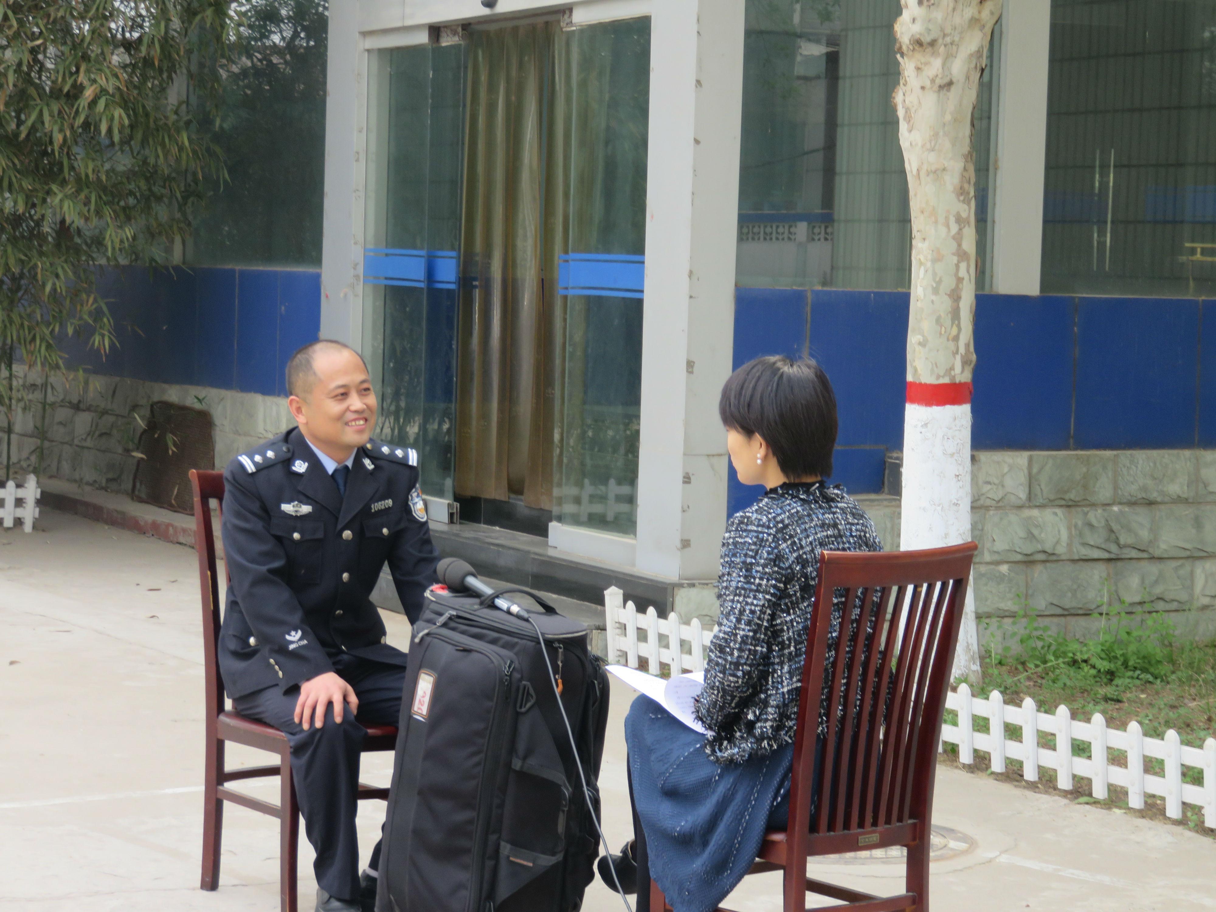 美丽河北·最美交警荣誉奖——王明广