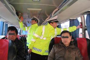 省交管局提醒春节返程切勿乘坐超员车辆