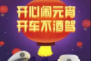 关于元宵节期间错峰游览唐山南湖春节灯会的温馨提示