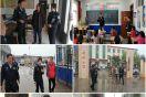 """高速交警赵县大队走访辖区沿线村庄开展""""行人勿上高速""""主题宣传"""