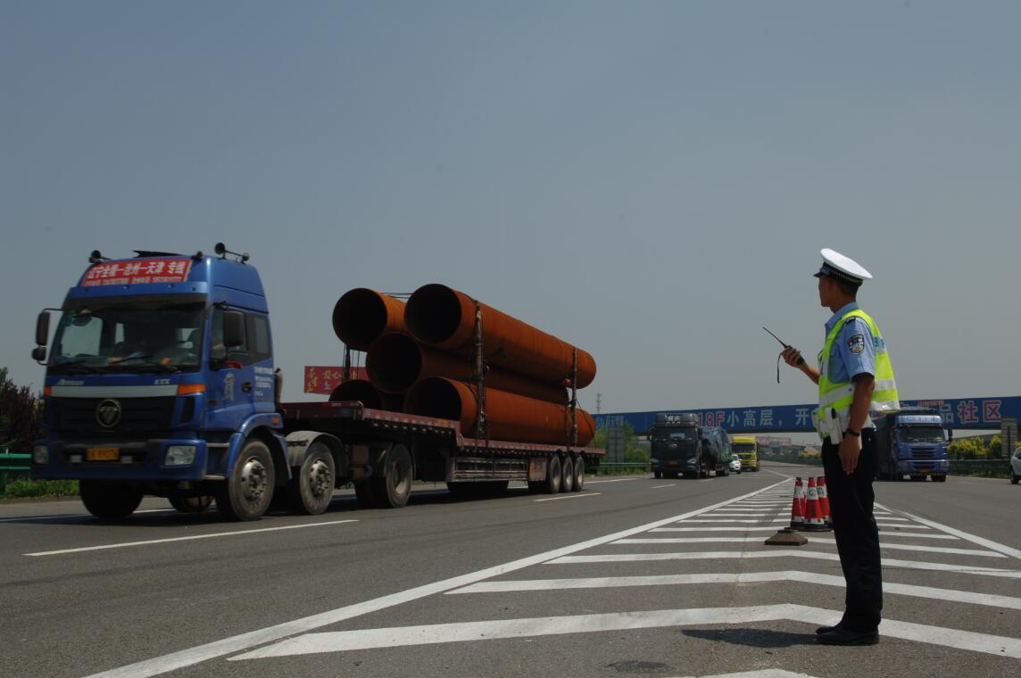 我省交管部门开展夏季交通安全隐患排查行动