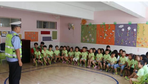 沧州:促中韩教育文化交流,提交通安全文明素养