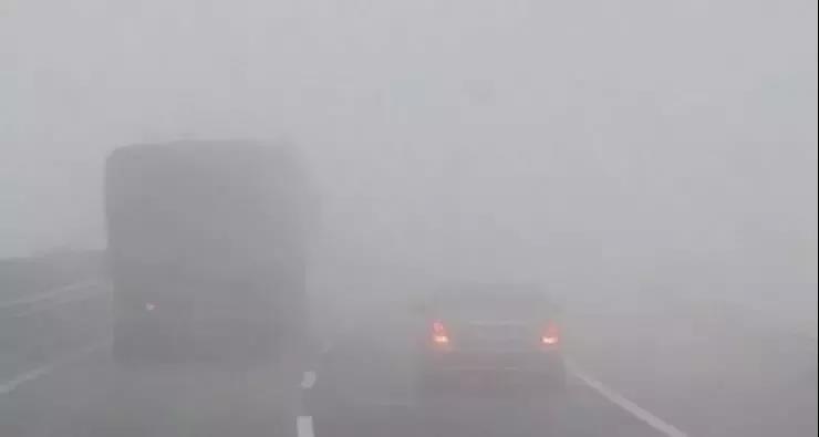 公安部:高速公路团雾多发路段3188处!京津冀95处!