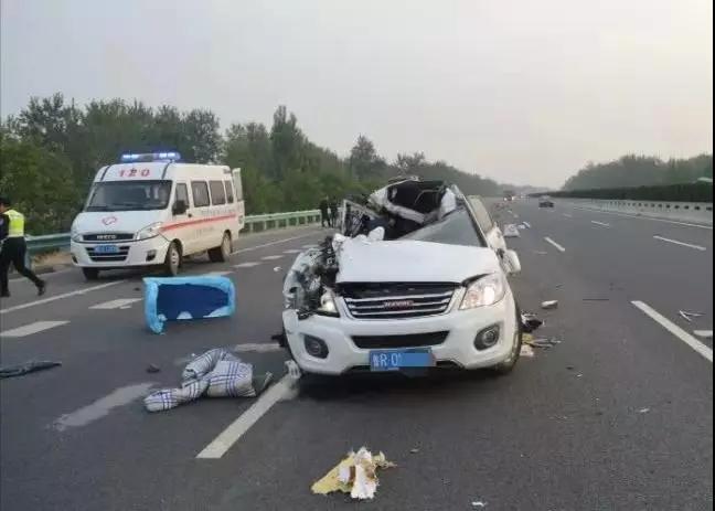 1死2伤!疲劳驾驶肇事司机被刑拘