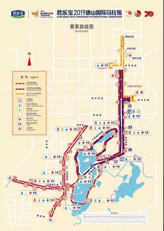 2019唐山国际马拉松赛期间市中心区将有大范围临时性限行
