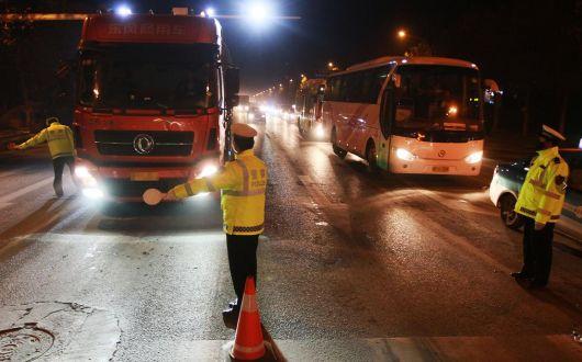 今年全省路径运输企业违法、事故大户名单曝光