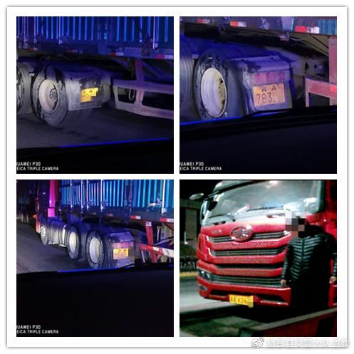 衡水:超载100%以上,景县交警一举查获12辆超载车
