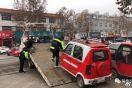 沧州:吴桥公安交警大队加大城区交通秩序治理 喜迎新春佳节