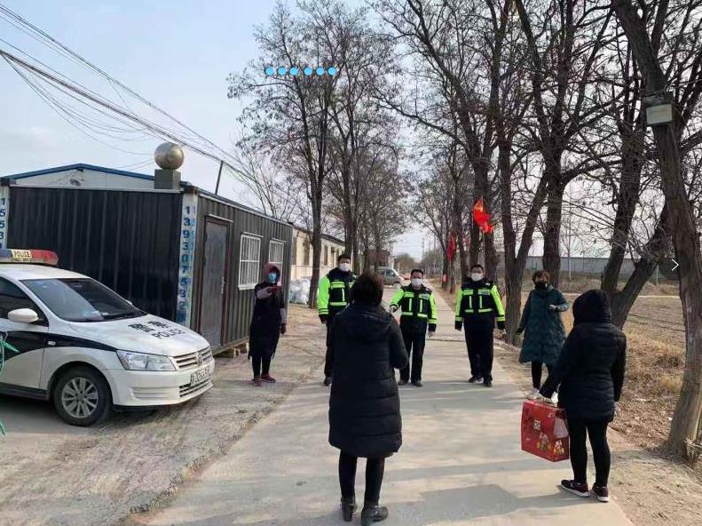 沧州交警吴明生:坚守疫情防控战线的老兵