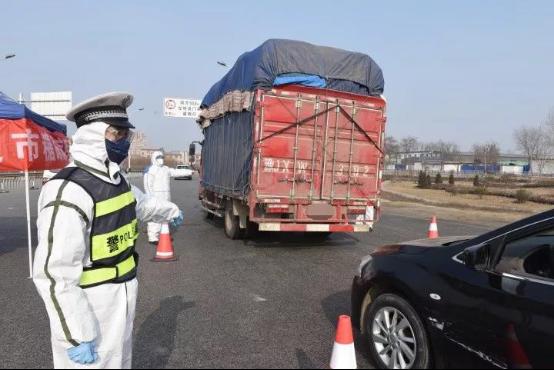 全省公安交管部门全力保障疫情防控期间道路交通安全畅通