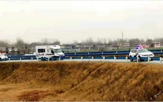 省公安厅、省卫健委建立道路交通事故紧急医疗救治网络