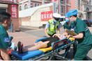沧州交警开辟绿色通道,紧急救助事故伤员