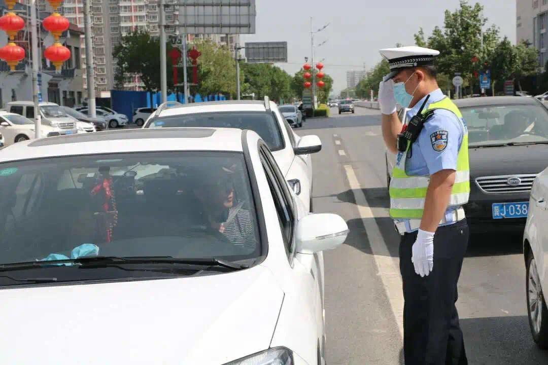 我省开展夏季夜查突出交通违法行为专项行动