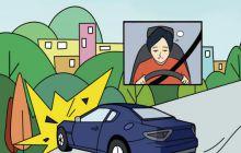 夏季安全行车