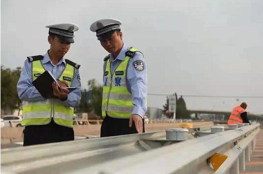 """我省公安交管部門開展道路交通事故隱患(huan)排查整治""""十百(bai)千""""行動"""